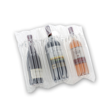 3 Bottle Inflatable Wine Bag